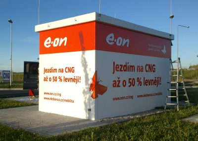 reklamy na fasády české budějovice emgrafika